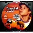 Papoušek a poklad - Edice Vapet dětem (DVD) (Bazar)