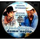 Všude dobře, doma nejlíp - Edice DVD HIT (DVD) (Bazar)