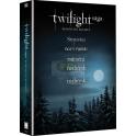 Twilight sága - KOMPLETNÍ KOLEKCE 5DVD (DVD)