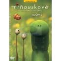 Mrňouskové 2. série DVD 2 - ze soukromého života hmyzu - 2DVD limitovaná edice (DVD)