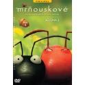 Mrňouskové 2. série DVD 3 - ze soukromého života hmyzu - 2DVD limitovaná edice (DVD)