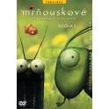 Mrňouskové 2. série DVD 4 - ze soukromého života hmyzu - 2DVD limitovaná edice (DVD)
