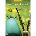 Mrňouskové 2. série DVD 5 - ze soukromého života hmyzu - 2DVD limitovaná edice (DVD)