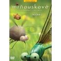 Mrňouskové 2. série DVD 6 - ze soukromého života hmyzu - 2DVD limitovaná edice (DVD)