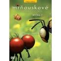 Mrňouskové 2. série DVD 7 - ze soukromého života hmyzu - 2DVD limitovaná edice (DVD)