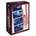 Paranormal Activity kolekce 1-4 4DVD (DVD)