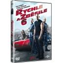 Rychle a zběsile 6 (DVD)