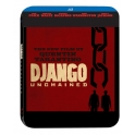 Nespoutaný Django STEELBOOK (Bluray)