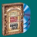 Austrálie + Moulin Rouge + Romeo a Julie (Baz Luhrmann 3BD (Bluray) - ! SLEVY a u nás i za registraci !
