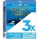 Žraloci, Delfíni a velryby, Perla oceánu 3BD - IMAX Podmořské dokumenty 3D (Bluray)