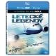 Letecké legendy 2D + 3D 2BD (Bluray)