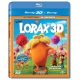 Lorax 2D + 3D 2BD (Bluray)