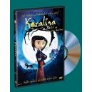 Koralína a svět za tajnými dveřmi (DVD)