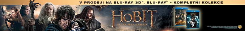 Hobit: Bitva pěti armád na DVD a Bluray