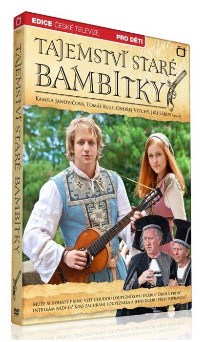 Tajemství staré bambitky (DVD)