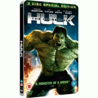 Neuvěřitelný Hulk 2DVD Steelbook (DVD)