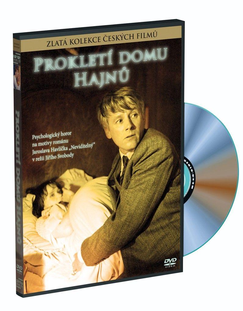 Prokletí domu Hajnů (DVD)