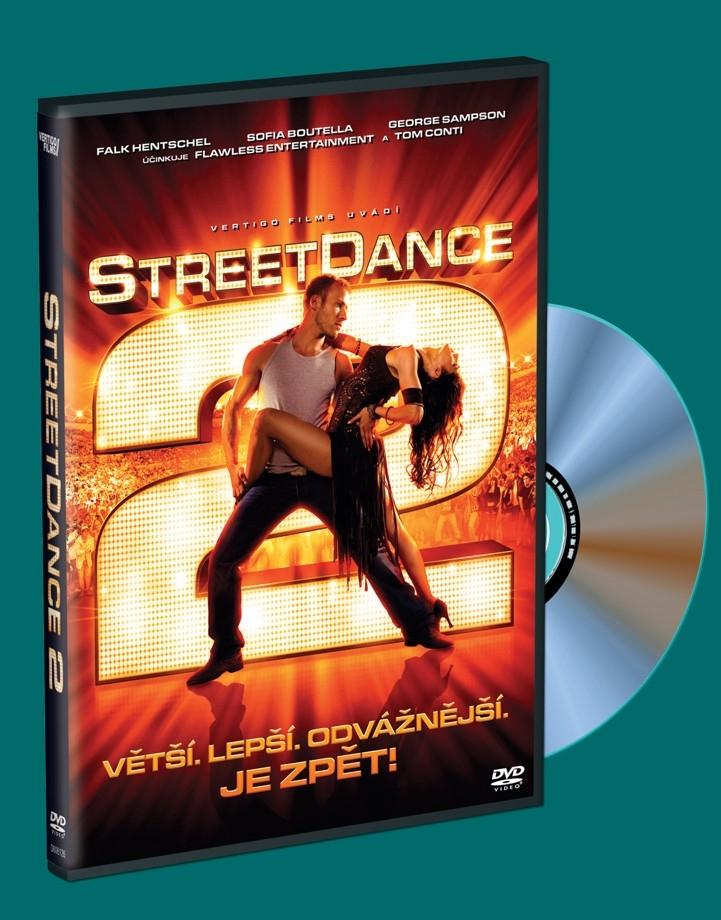 StreetDance 2 (Street Dance 2) (DVD)