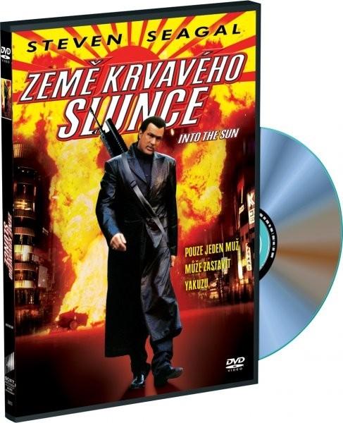 Země krvavého slunce (DVD)