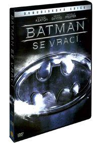 Batman se vrací S.E. 2DVD SPECIÁLNÍ EDICE (DVD)