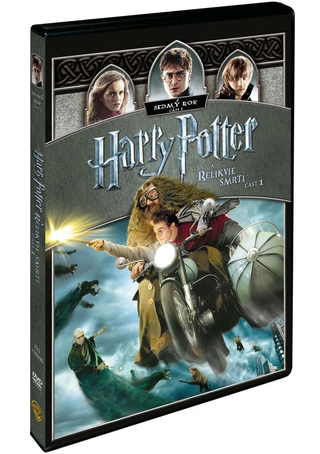 Harry Potter a Relikvie smrti - část 1. (DVD)