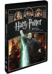 Harry Potter a Relikvie smrti - část 2. (DVD)