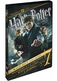 Harry Potter a Relikvie smrti - část 1. S.E. 3DVD (DVD)