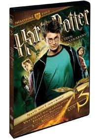 Harry Potter a vězeň z Azkabanu S.E. 3DVD (DVD)