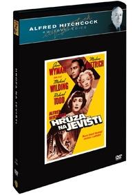 Hrůza na jevišti - Edice Alfred Hitchcock kultovní edice (DVD)