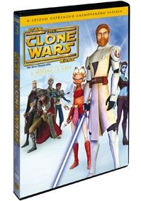 Star Wars: Klonové války 3.část (Hvězdné války) (DVD)