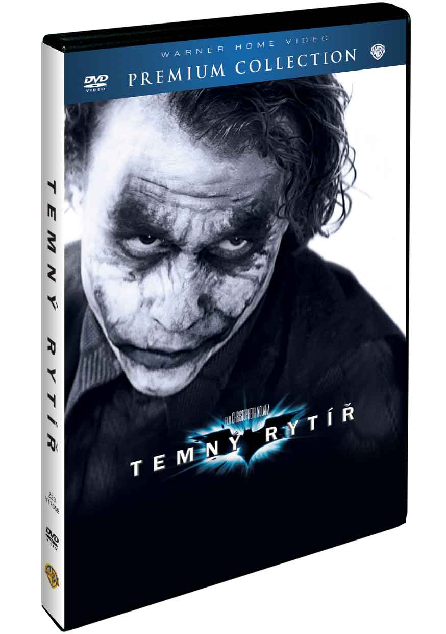 Temný rytíř (Batman) - Edice Premium Collection (DVD)