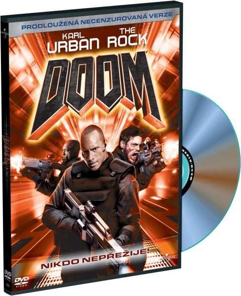 Doom - prodloužená necenzurovaná verze (DVD)