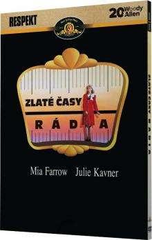 Zlaté časy rádia - kolekce 20x Woody Allen (DVD)