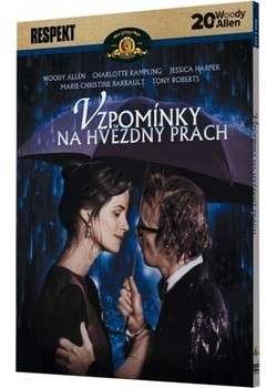 Vzpomínky na hvězdný prach - kolekce 20x Woody Allen (DVD)