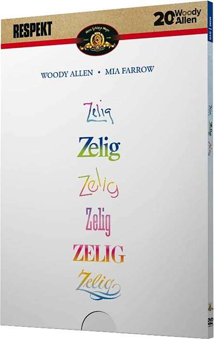 Zelig - kolekce 20x Woody Allen (DVD)