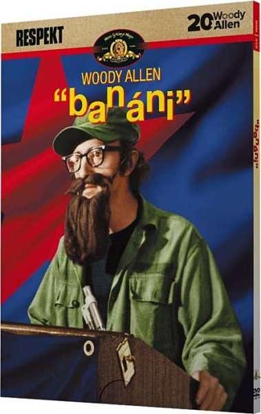 Banáni - kolekce 20x Woody Allen (DVD)