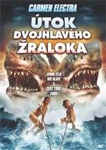 Útok dvojhlavého žraloka - edice FILMAG zábava (DVD)