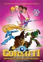 Gormiti 03. DVD - 1. série - edice FILMAG dětem (DVD)