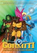 Gormiti 04. DVD - 1. série - edice FILMAG dětem (DVD)