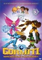 Gormiti 05. DVD - 1. série - edice FILMAG dětem (DVD)
