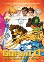 Gormiti 09. DVD - 1. série - edice FILMAG dětem (DVD)