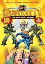 Gormiti 10. DVD - 2. série - Věk velkého zatmění - edice FILMAG dětem (DVD)