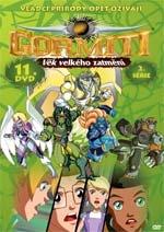 Gormiti 11. DVD - 2. série - Věk velkého zatmění - edice FILMAG dětem (DVD)