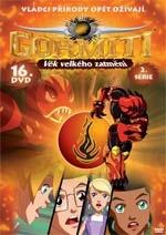 Gormiti 16. DVD - 2. série - Věk velkého zatmění - edice FILMAG dětem (DVD)