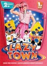 Lazy Town 2. série DVD1 z 5 - edice FILMAG dětem (DVD)