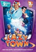 Lazy Town 2. série DVD2 z 5 - edice FILMAG dětem (DVD)