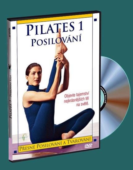 Pilates 1 - Posilování (DVD)