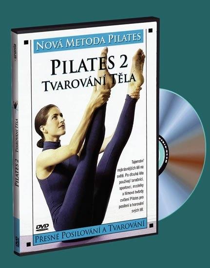 Pilates 2 - Tvarování těla (přesné posilování a tvarování) (DVD)