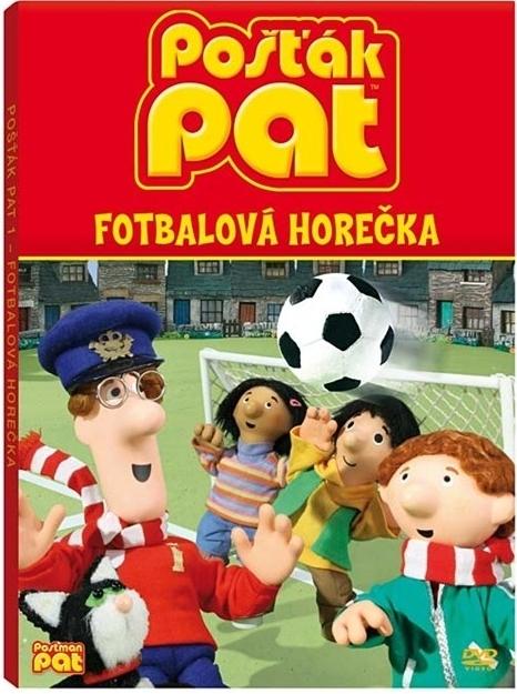 Pošťák Pat 1 - Fotbalová horečka (DVD)