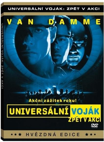 Universální voják 2: Zpět v akci - Hvězdná edice (DVD)